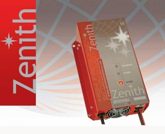 Zenith Ladegerät Für Agmgel Batterien 12v25amp Angler Oase