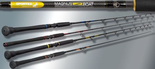 Sportex Magnus Travel Jigging MT2120 210cm 20lbs Neu 2019